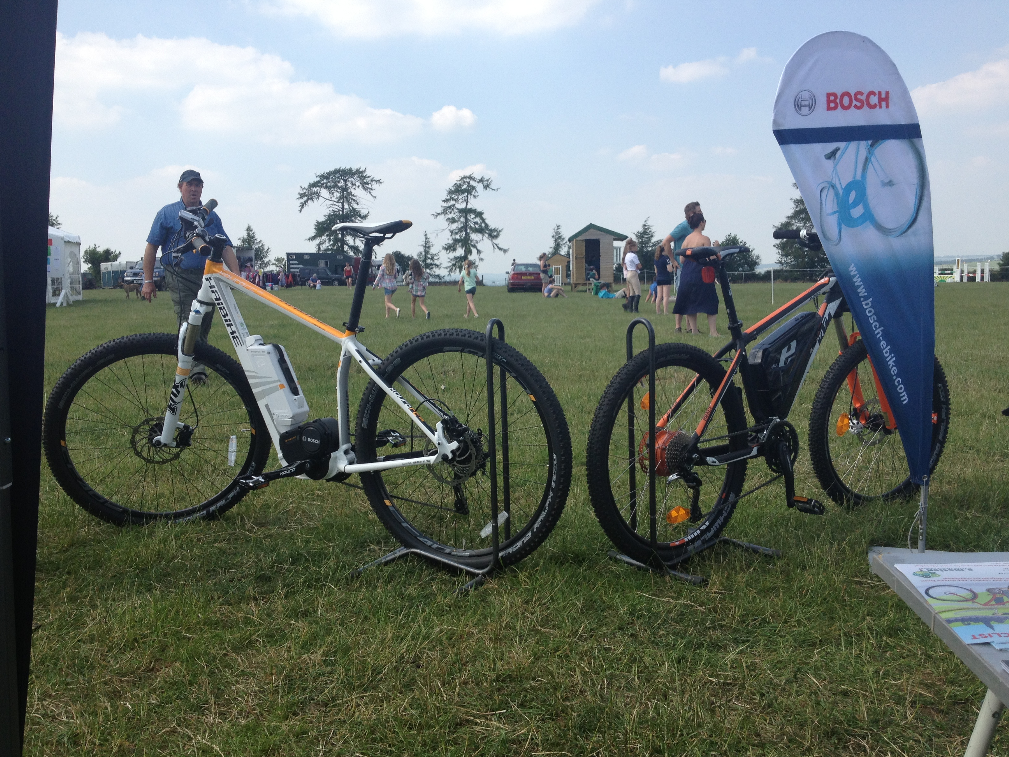E-Motion Electric Bike Event