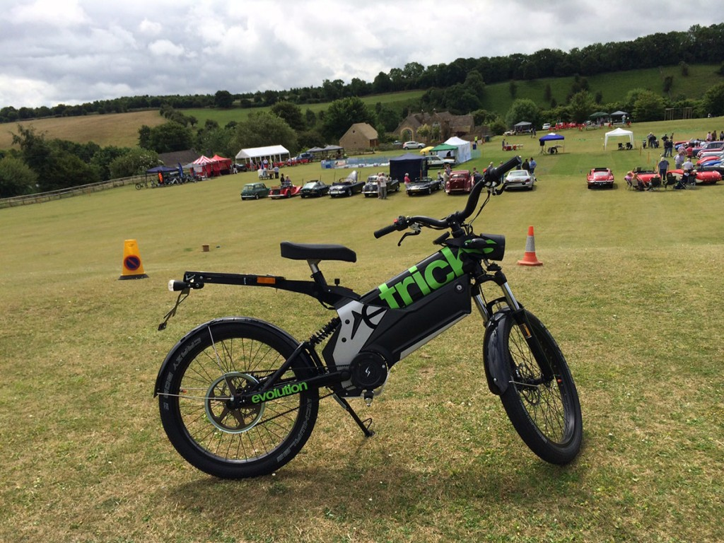 SEV eTricks Electric Bike