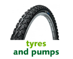 Image of Tyres & Pumps