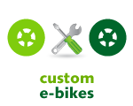 Image of Custom E-Bikes