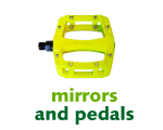 Image of Mirrors & Pedals