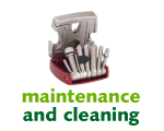 Image of Maintenance & Cleaning